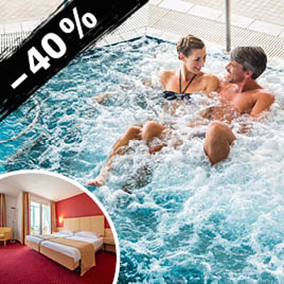 -40% HOTEL ET CENTRE THERMAL YVERDON